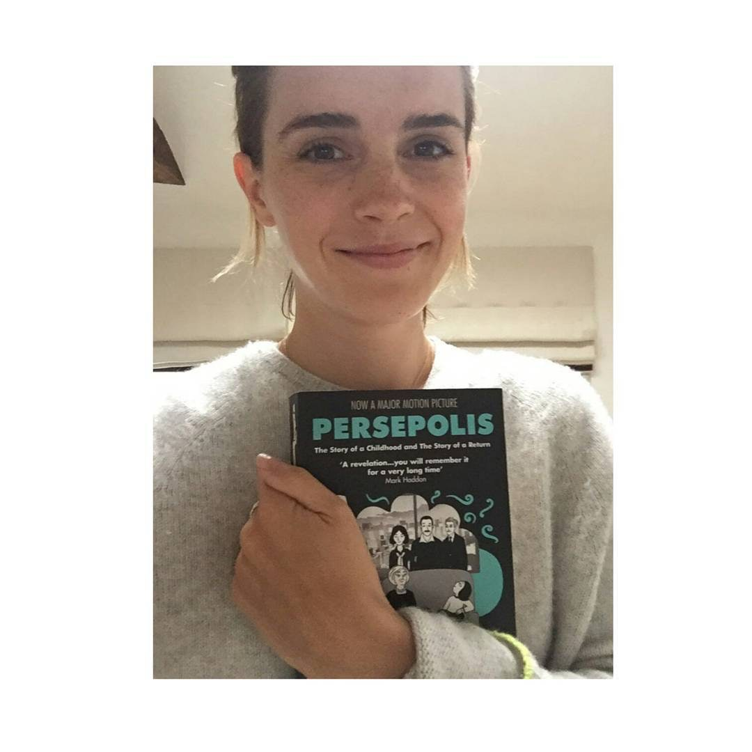 5 Reasons You Should Read Persepolis With Emma Watson S Book Club