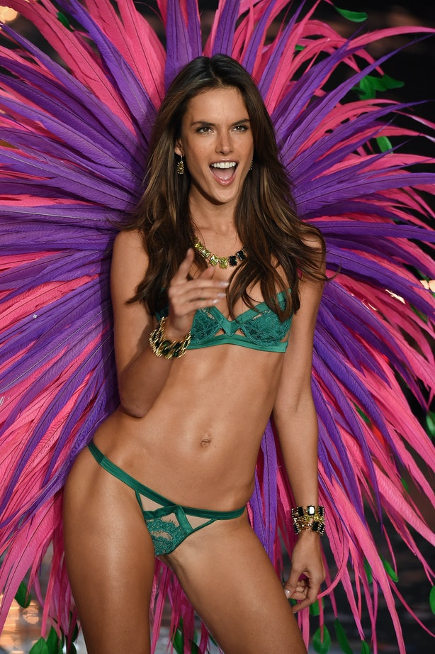 Alessandra Ambrosio poses topless for sizzling Malibu