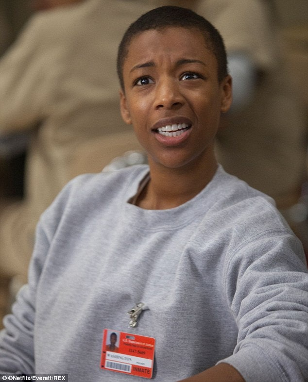 Writer of orange is the new black dating poussey definition