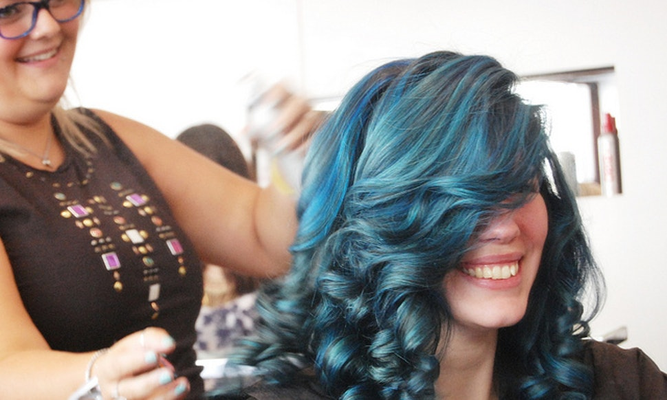 15 Things That Happen When You Have Weird Colored Hair