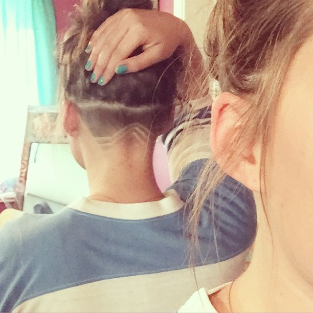 15 Undercut Designs That\u0027ll Majorly Inspire You To Reach For