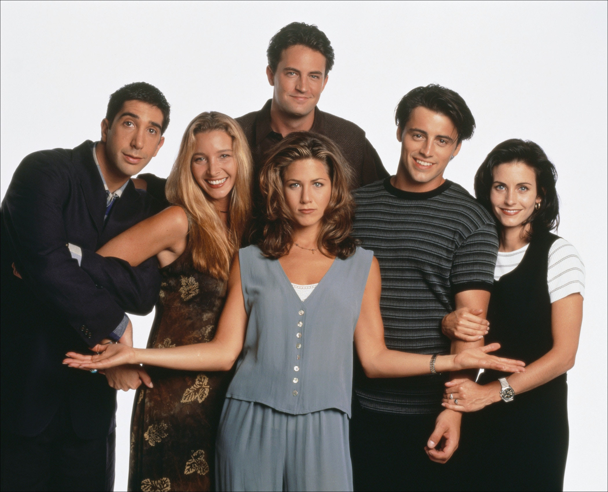 11 worst 'friends' episodes ever that real fans will skip when the