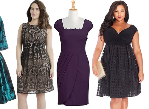 33 Plus Size Wedding Guest Dresses for Curvy Ladies Attending ...