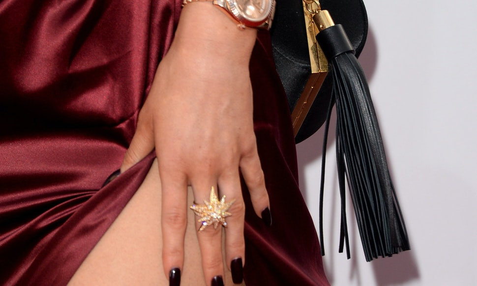 Are The Kardashians\' Nails Real Or Are Their Famous Claws Acrylic ...