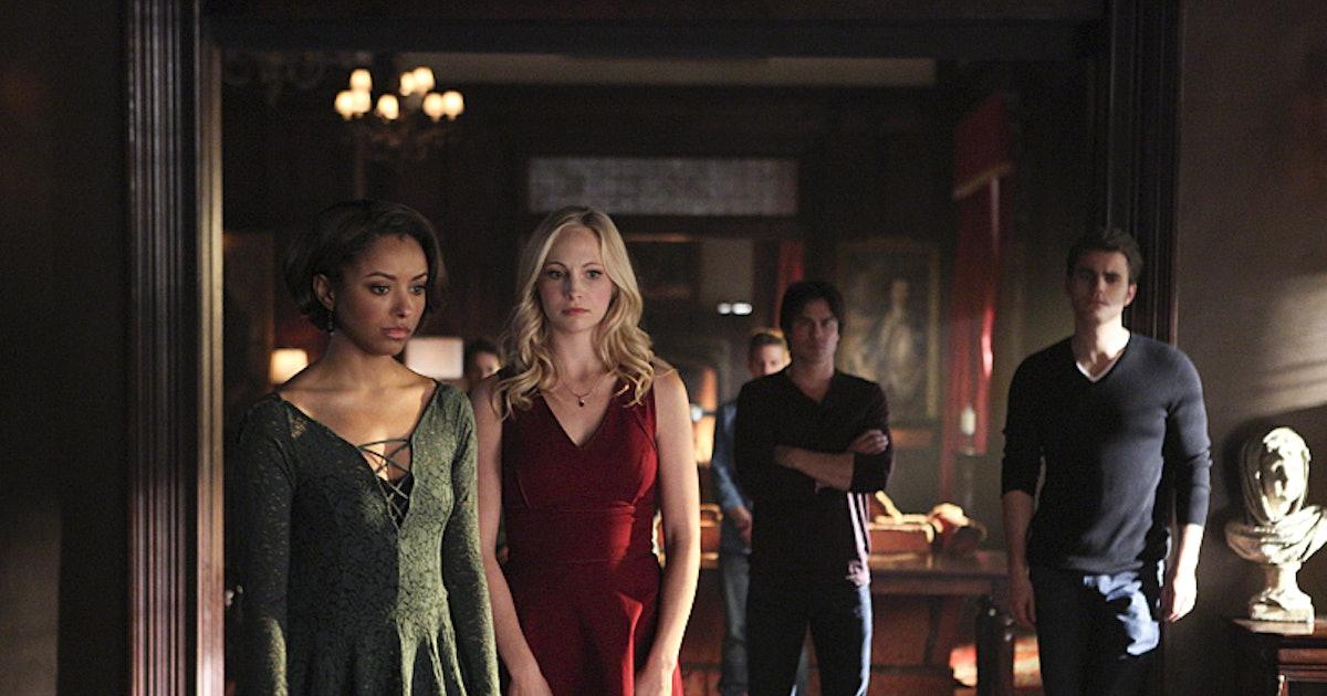 Vampire Diaries Staffel 6 In Deutschland