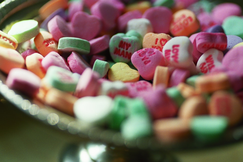 15 Candy Heart Sayings Paired With Wine Because Valentine S Day