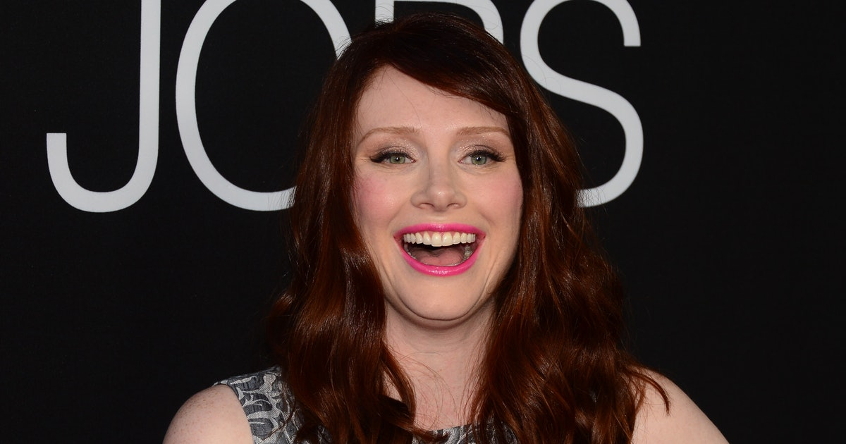 7 Times Bryce Dallas Howard Gave Us The Fashion And Hair Envy Of Our Dreams First and foremost, the fact that elton is involved and his husband, david furnish. bryce dallas howard gave us the fashion