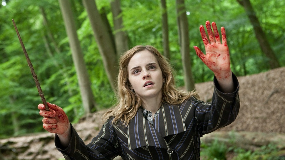 6 Reasons Your Period Is Basically Hermione Granger