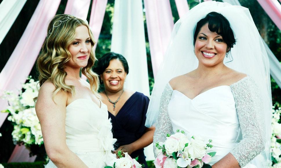 13 Reasons Callie & Arizona Should Stay Together on \'Grey\'s Anatomy ...