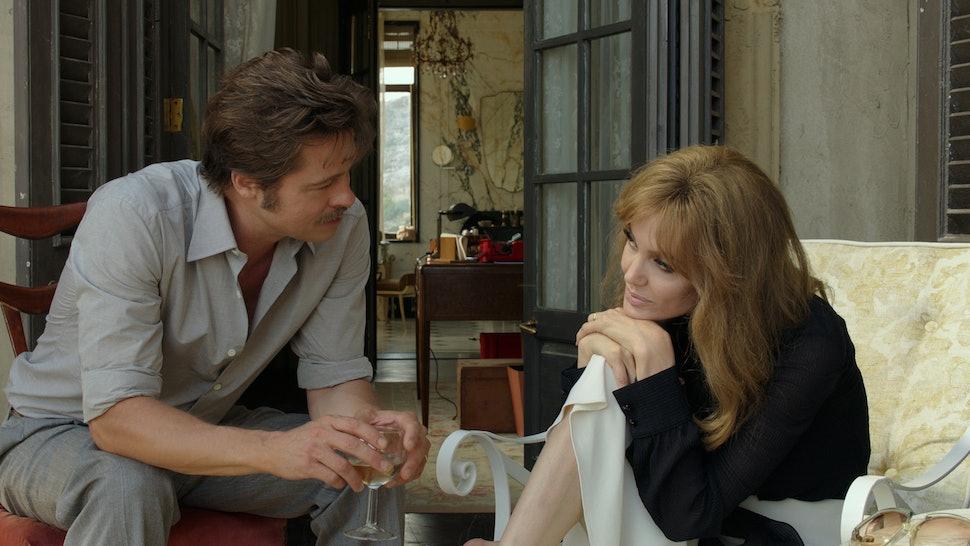 Is By The Sea A True Story Angelina Jolie Brad Pitt Drama Far From Doentary