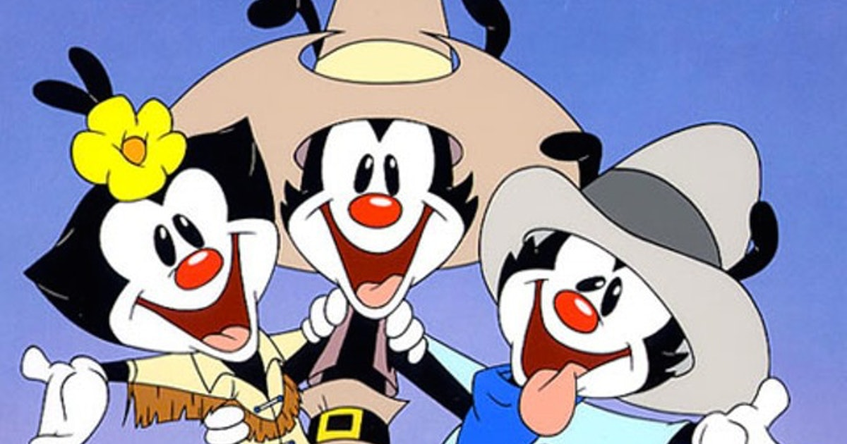 11 Dirty Jokes From 'Animaniacs' That Will Blow Your Adult Mind