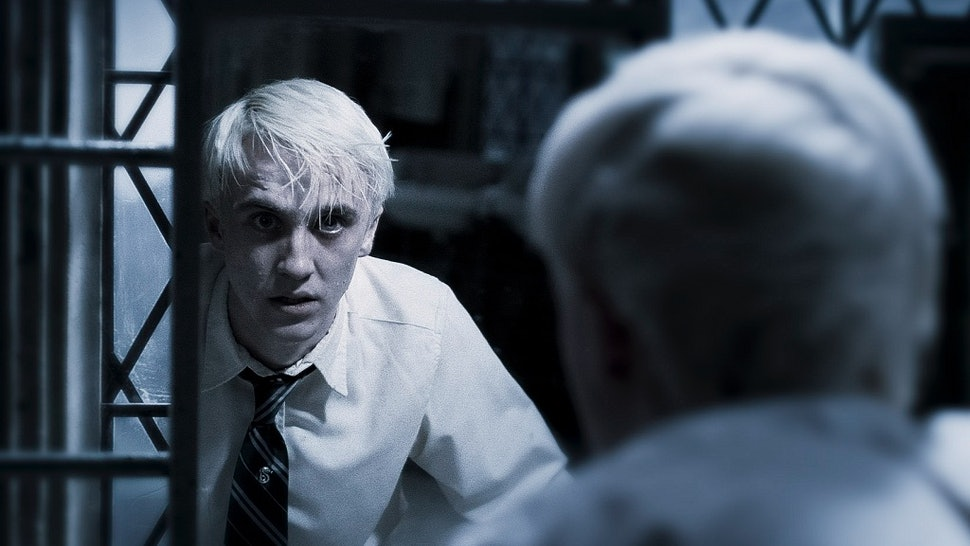 This Deleted Draco Malfoy Scene From 'Harry Potter' Would