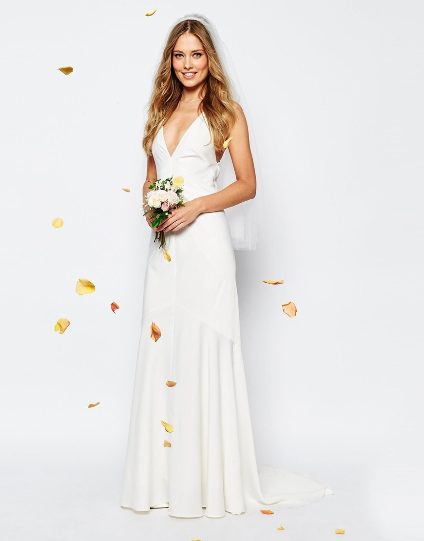 How Much Does ASOS\' New Wedding Collection Cost? Budget Brides, Get ...