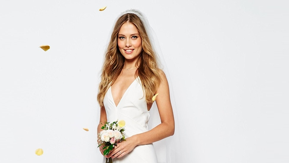 How Much Does Asos New Wedding Collection Cost Budget Brides Get