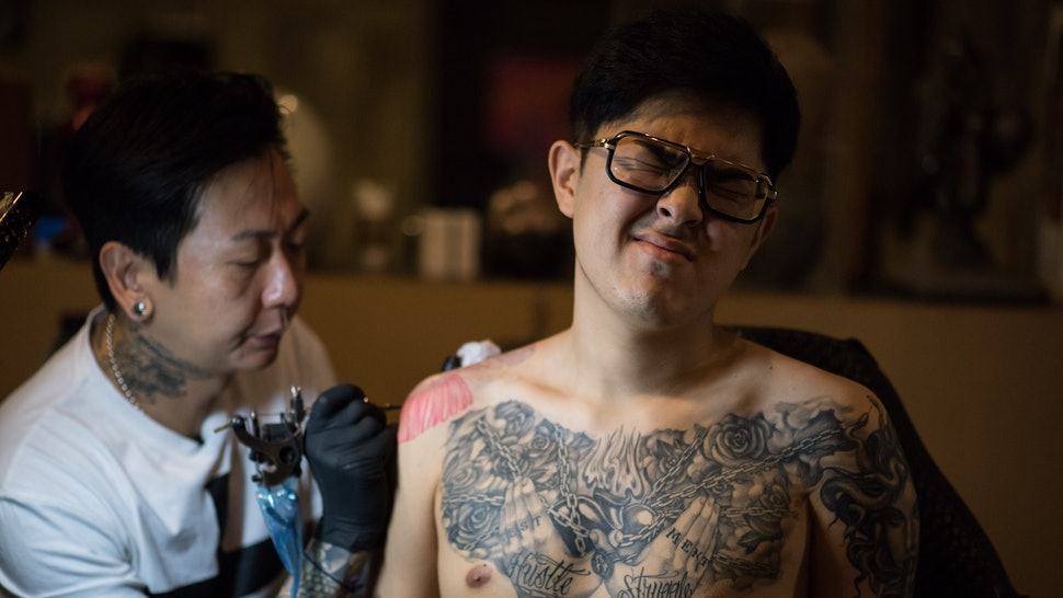 373e82d38 The Korean Tattoo Taboo: Why I Haven't Told My Mom About My Ink