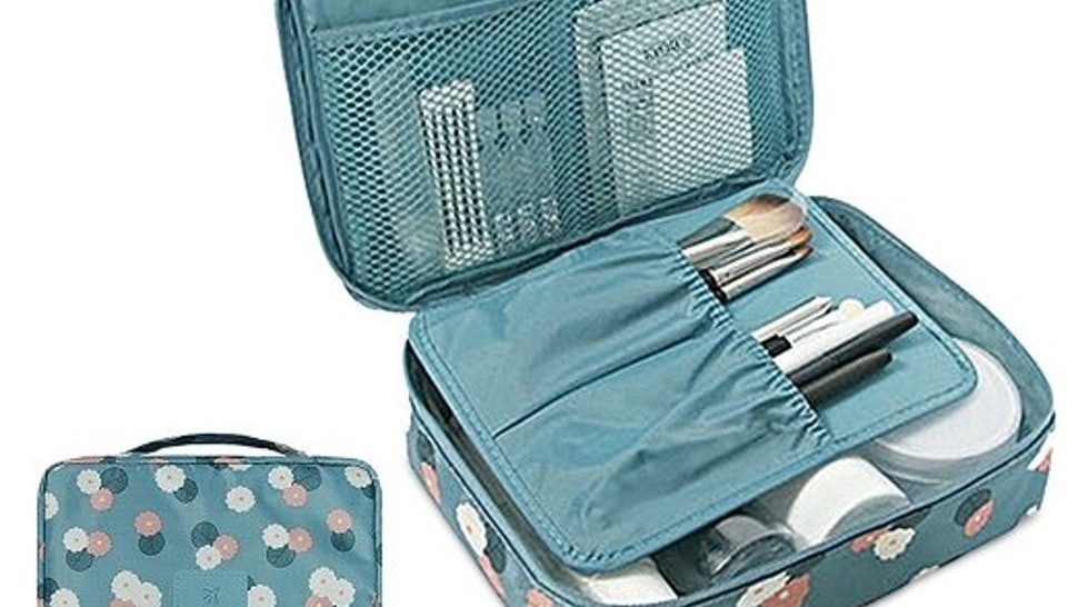 36dfccab3e 7 Best Makeup Bags For Travel And Organization