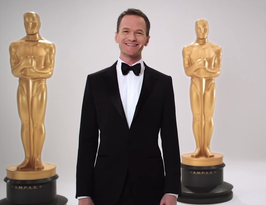 Neil Patrick Harris Latest Oscars Promo Will Remind You Of Barney