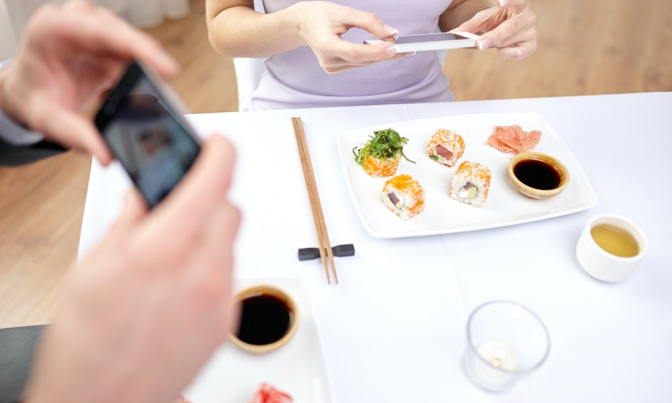 dating food