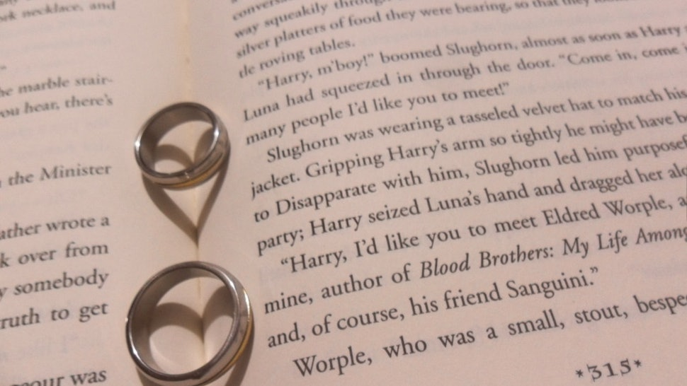 11 Harry Potter Quotes To Include In Your Bridesmaid Wedding ...