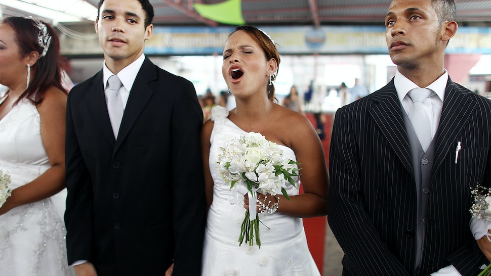 7 Unconventional Wedding Reception Tips From A Somewhat Cynical Ex