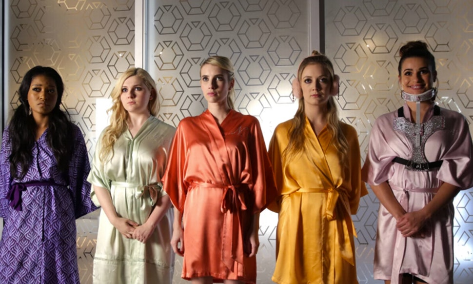 will scream queens be on netflix these 7 moments need to be