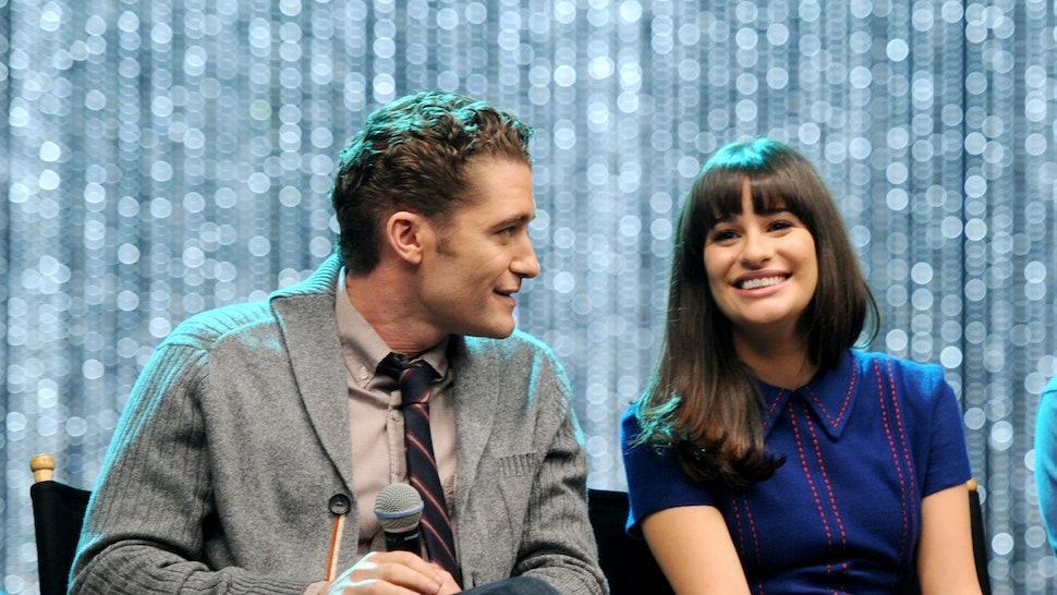 Glee Jenna ja Kevin dating