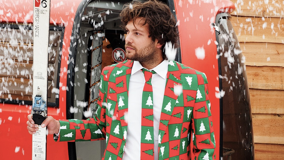 Shinesty Christmas Suits.Shinesty S Christmas Suits Are The Even Uglier Alternative