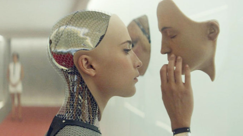 ex machina meaning movie