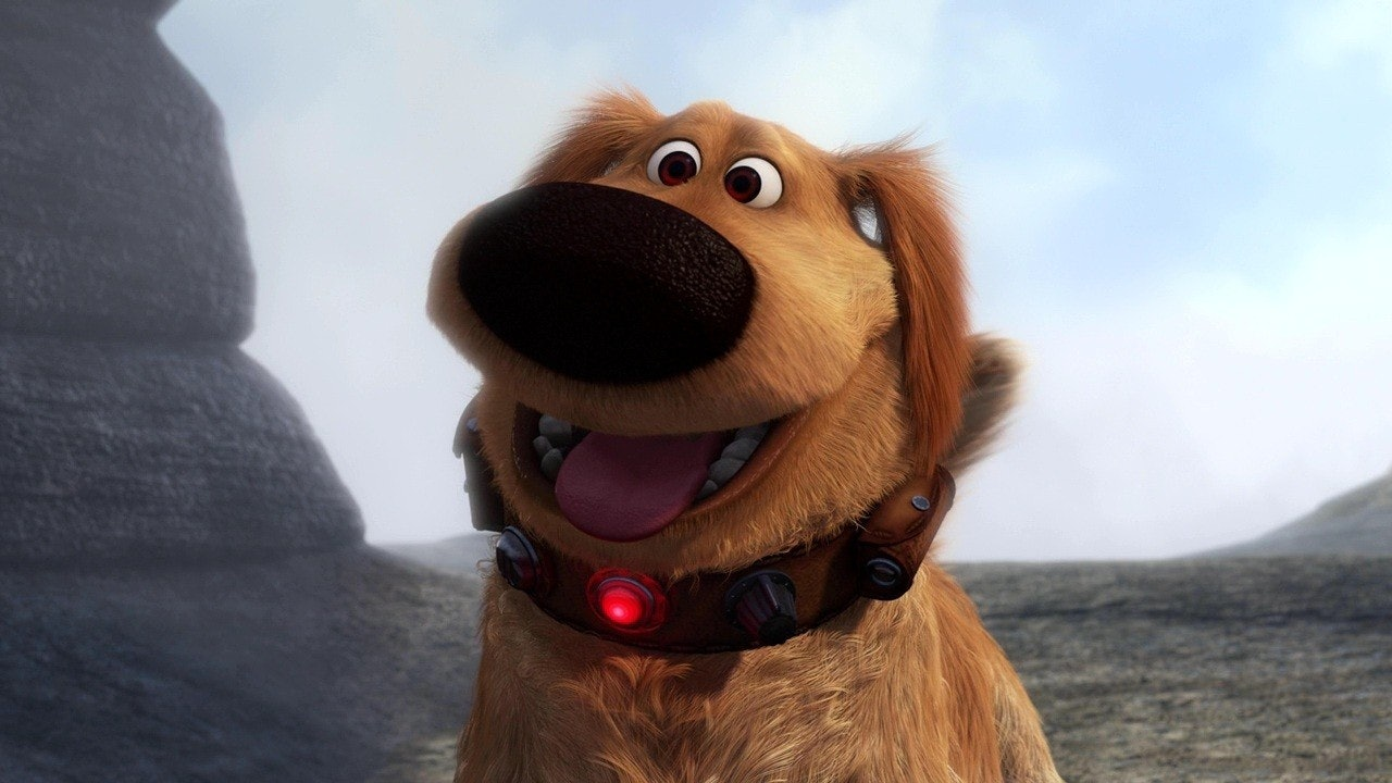 This Snapchat Lens Turns Your Dog Into Dug From 'Up' & It's Seriously The Best