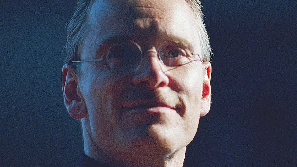 Steve Jobs Danny Boyle Reveals Michael Fassbenders Unconventional