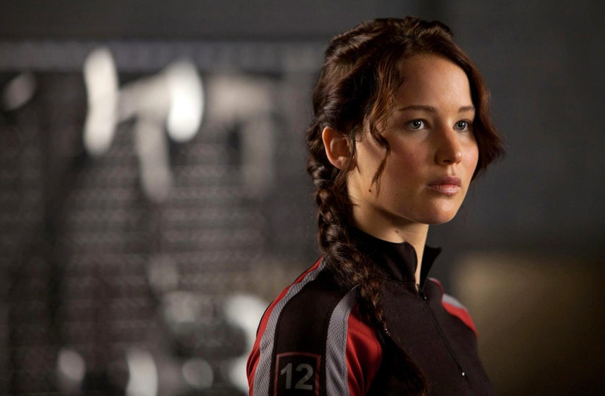 who is the main character of the hunger games