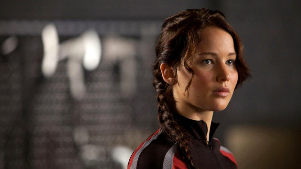 The Hunger Games Katniss Everdeen Is A Damn Compelling