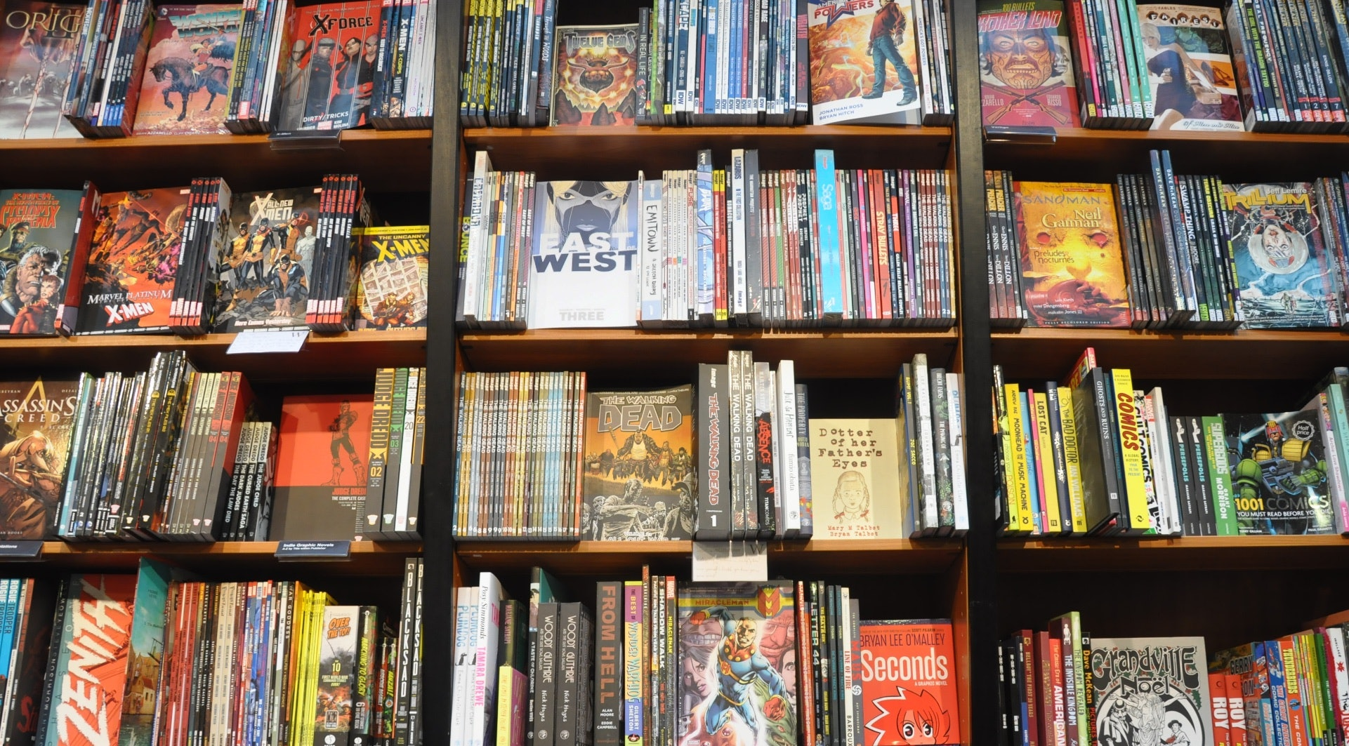 11 Graphic Novels to Read If You're New to the Genre and Don't ...