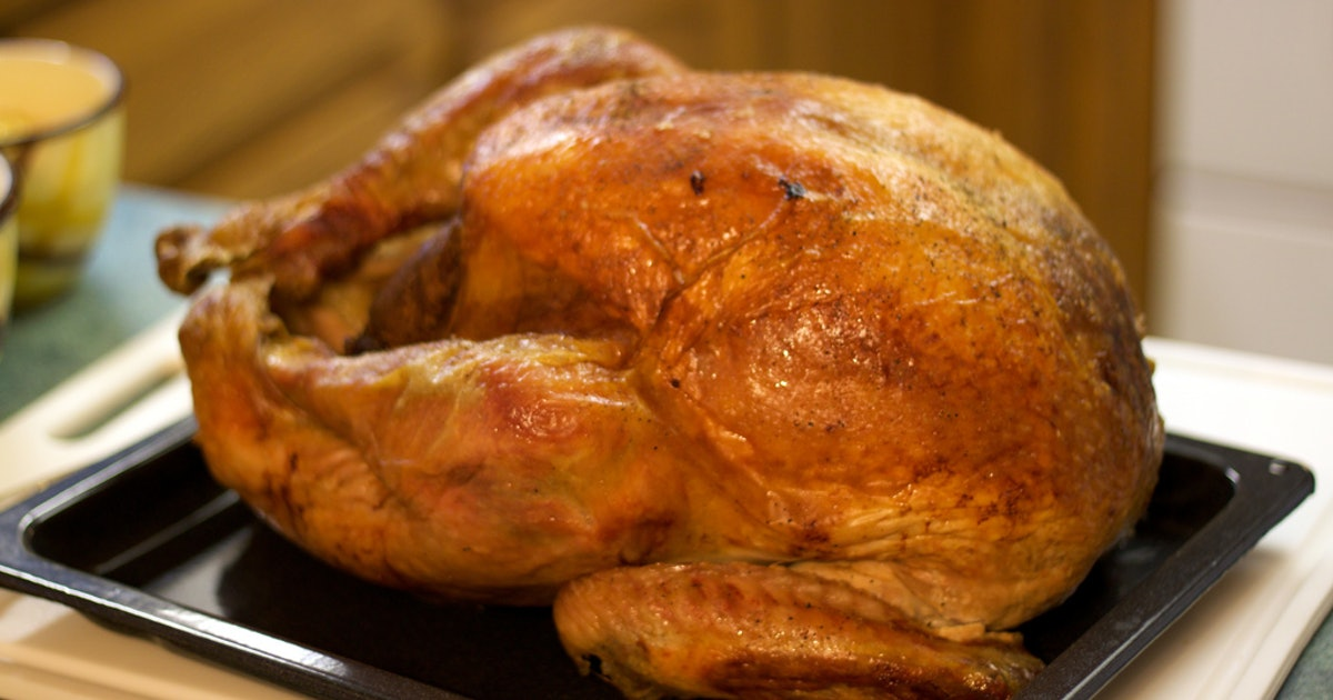 How Long Should You Cook A Turkey? Here's What To Know ...