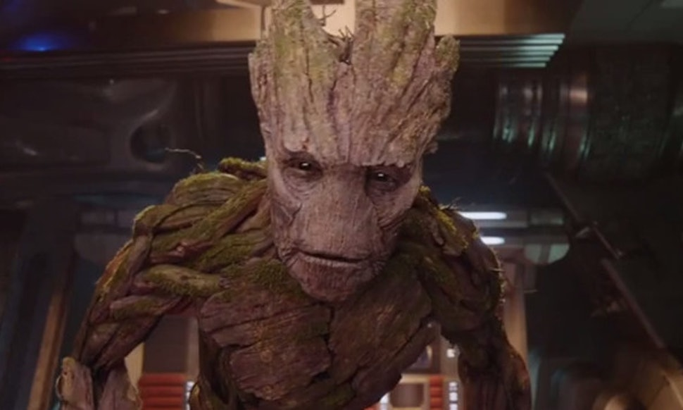 love baby groot guardians of the galaxy s real star has some