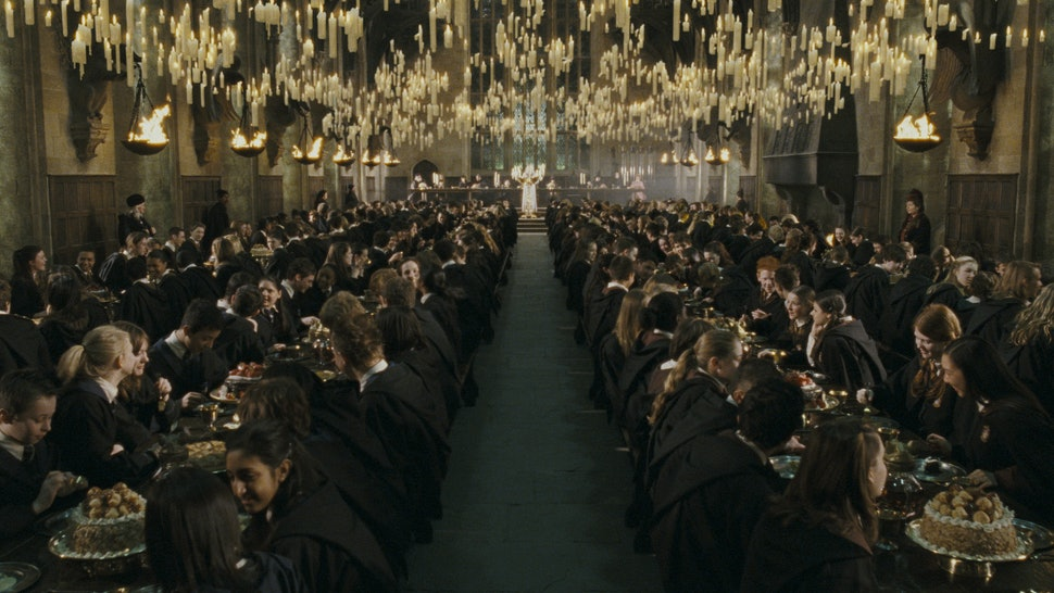 Dinner In The Great Hall Pictures From Warner Bros Studios Will