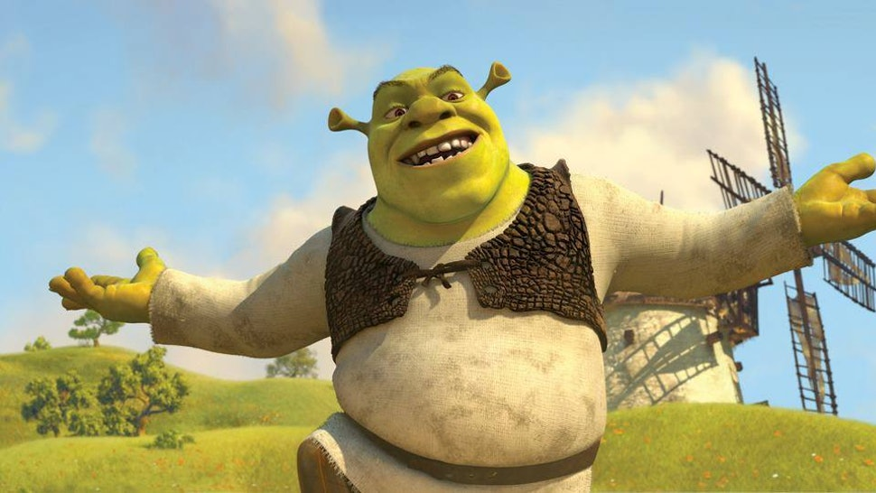 9 Dirty Jokes In 'Shrek' You Didn't Understand As A Kid