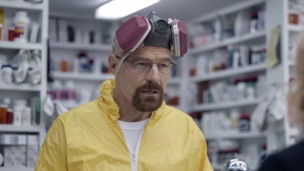 Esurance S Walter White Commercial Surprises Breaking Bad Fans Proves It Can Do Better Than Video