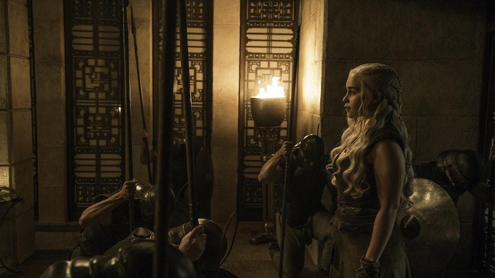 Daenerys Targaryen's Vision From 'Game Of Thrones' Season 2 May