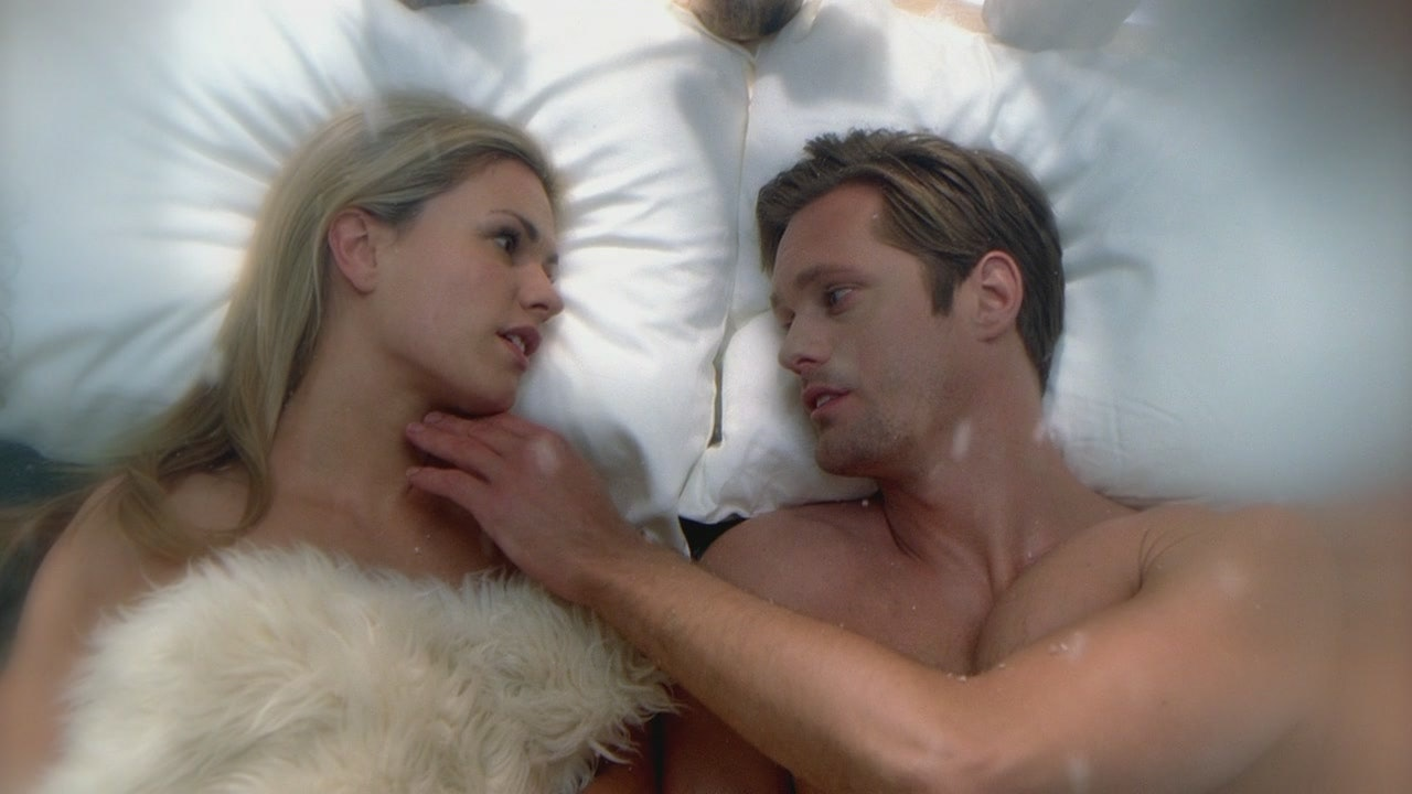 Does sookie hook up with eric