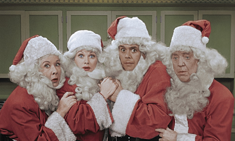 how old is the i love lucy christmas special its airing on its birthday so this is a special occasion - How Old Is Christmas