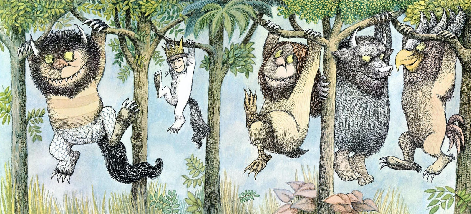 Where the Wild Things Are' Turns 50: 6 Quotes That Will Make You ...