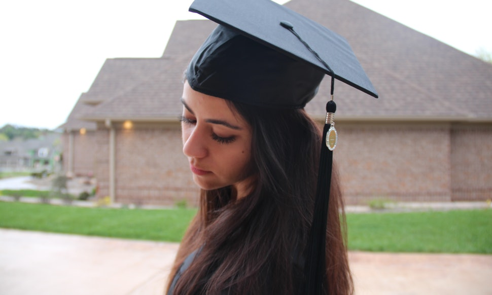 How To Make Your Graduation Cap Stay On, Look Good, And Not Cause ...