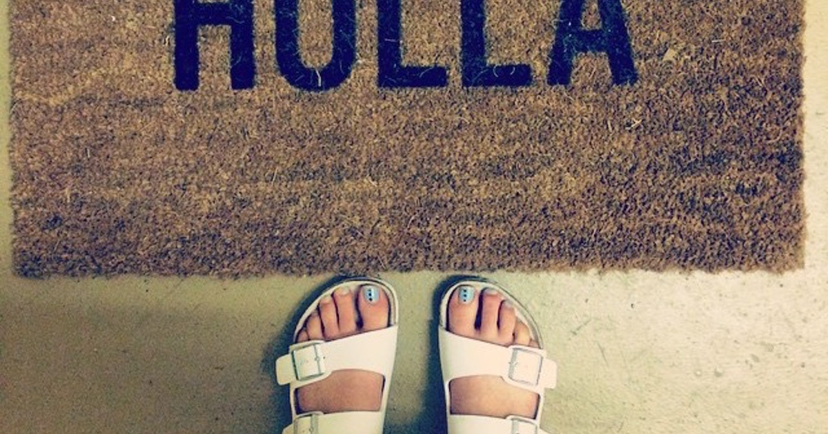 f17b2304d How To Clean Your Sandal s Footbed Because It Can Get Dirty   Stinky Fast