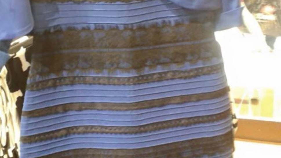 So Is The Dress Blue And Black Or White And Gold We Have The Final