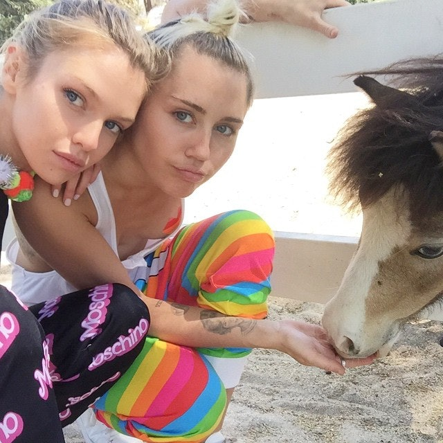 Stella maxwell dating miley cyrus