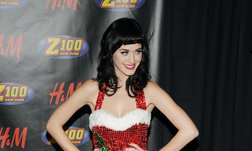 Katy Perry Launches Christmas Onesies That Will Get You Into The ...