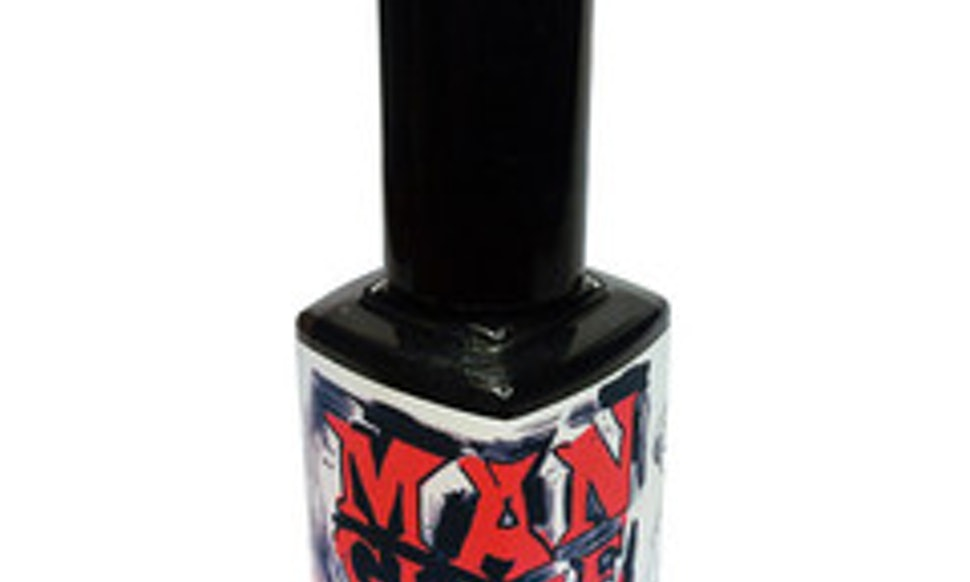Man Glaze & NCLA Are Creating Nail Polish Specifically For Men, So ...