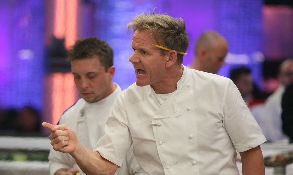 is hells kitchen chef gordon ramsay nice in real life he likes to shout but he has a soft side too videos - Is Hells Kitchen Real