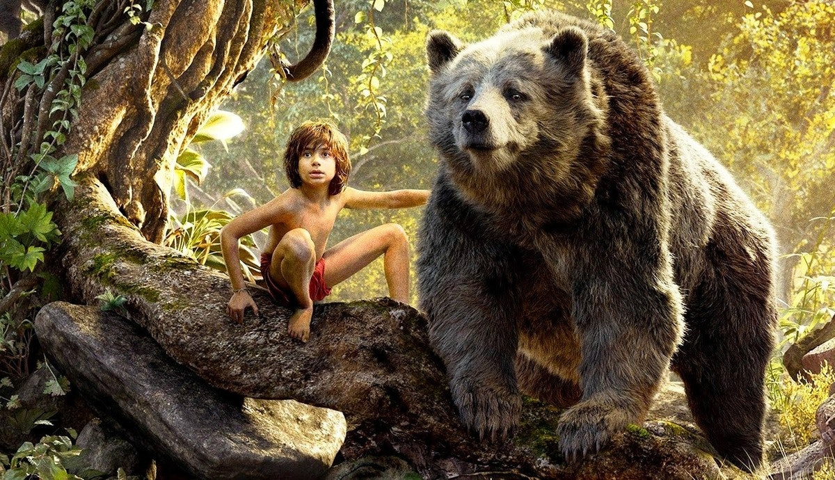The Jungle Book Song 2016